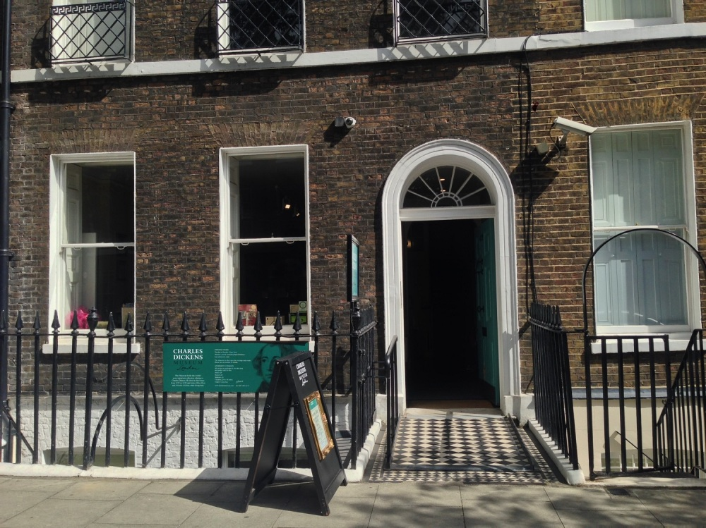 Charles Dickens Museum in London