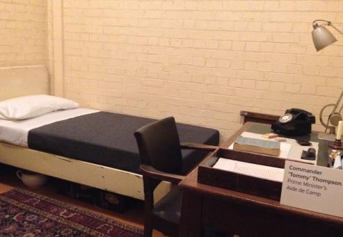 A bedroom. © IWM CW